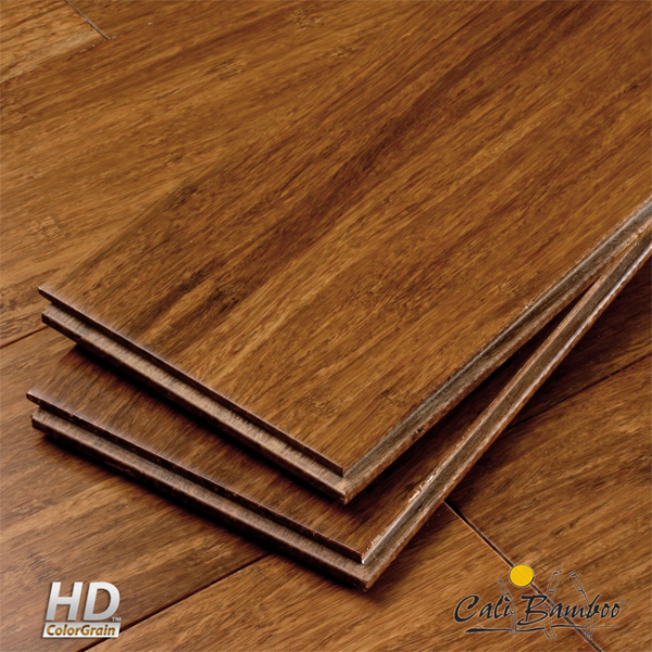 Cali Bamboo Flooring Natural Fossilized Strand Pictures to pin on ...